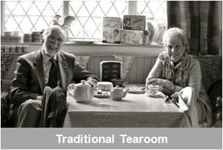 Burscough Tea Room Winter Opening Times