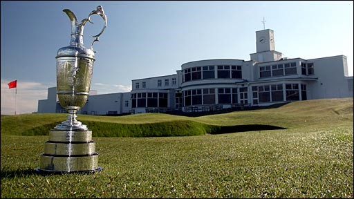 Accommodation Open Golf 2017 Royal Birkdale