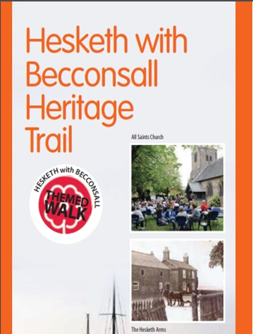 Hesketh with Becconsall Heritage Trail